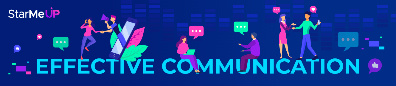 3 keys to develop effective communication skills  in your organization